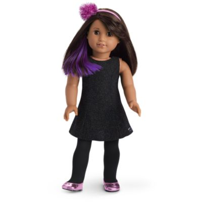 Luciana's Starry Night Outfit For 18 Inch Dolls by American Girl