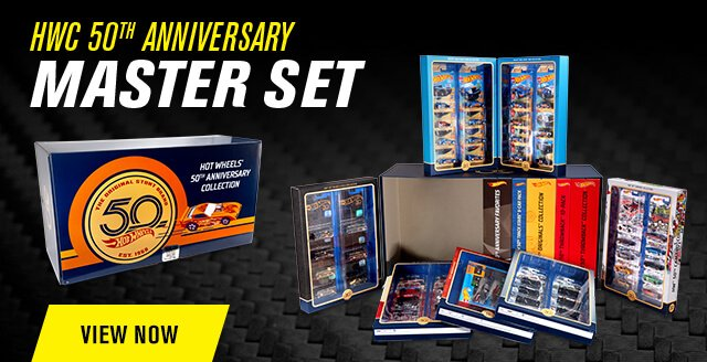 HWC 50th Anniversary Master Set