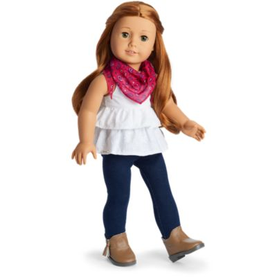 d65024f82d9a7 Western Chic Outfit for 18-inch Dolls