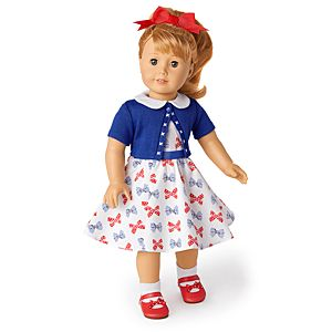 Maryellen's Back to School Outfit for 18-inch Dolls-Image