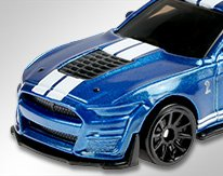 2020 Ford Mustang Shelby GT500 (New Casting!)