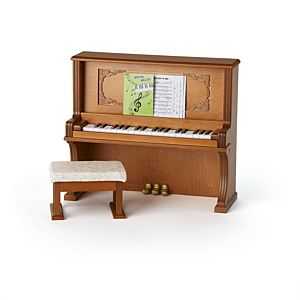 Melody's Upright Piano-Image