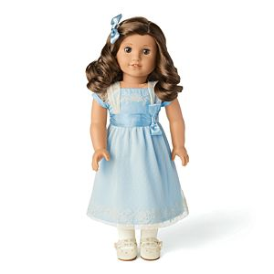 Rebecca's Hanukkah Outfit for 18-inch Dolls-Image
