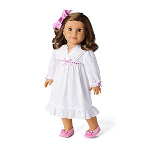Rebecca's Nightgown for 18-inch Dolls-Image