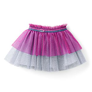 GNB75_Colorful_Ruffles_Tiered_Skirt_01