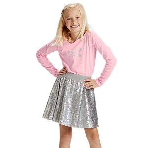 GPN02_Silver_Sparkle_Skirt_for_Girls_01