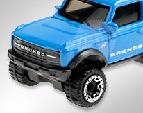 21 Ford Bronco (New Casting!)