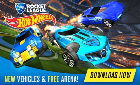 Hot Wheels Rocket League: Learn More