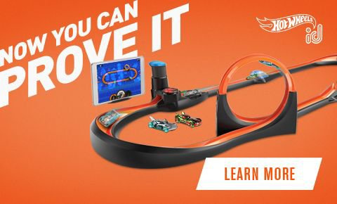 Now you can prove it - Hot Wheels Id