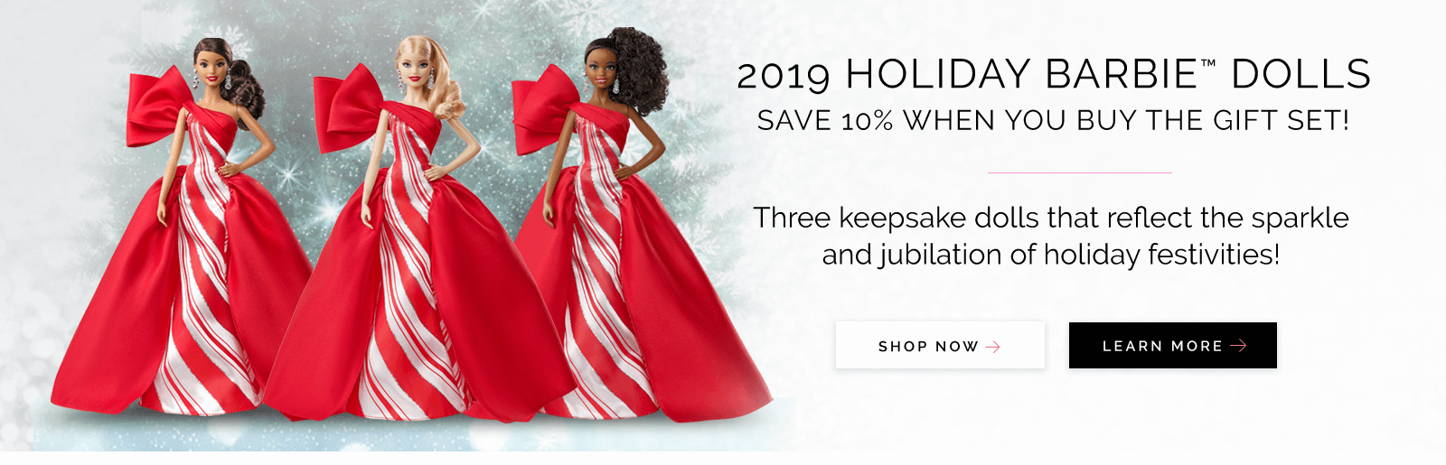 Shop 2019 Holiday Barbie