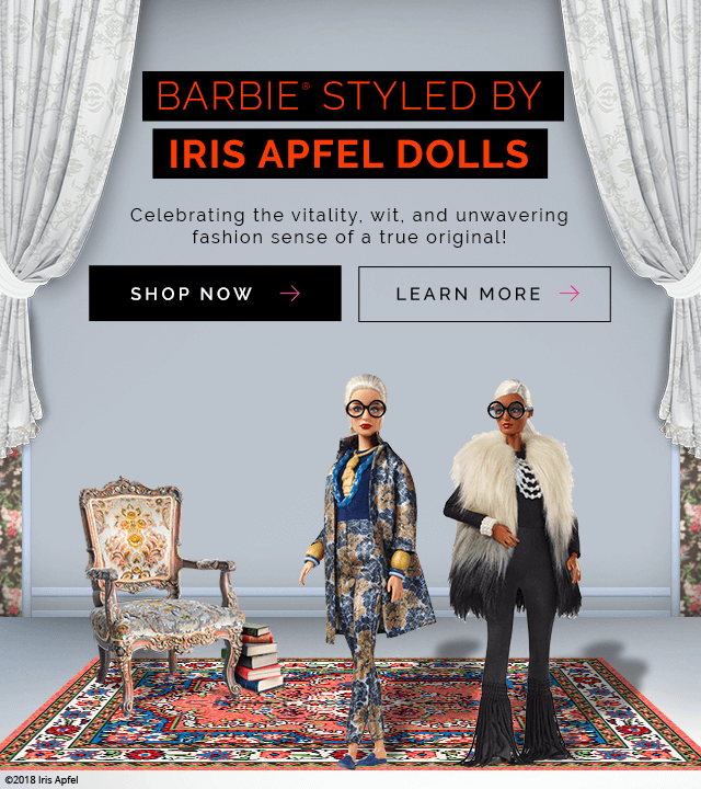 Shop Barbie Styled By Iris Now