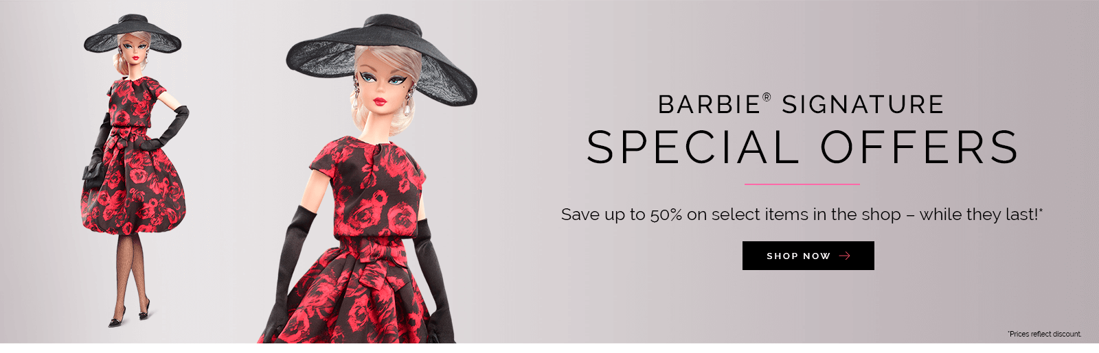 Barbie Signature Special Offers