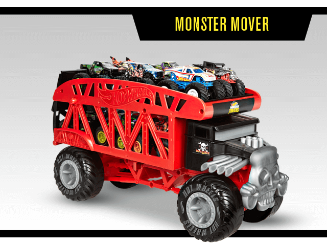 Monster Mover