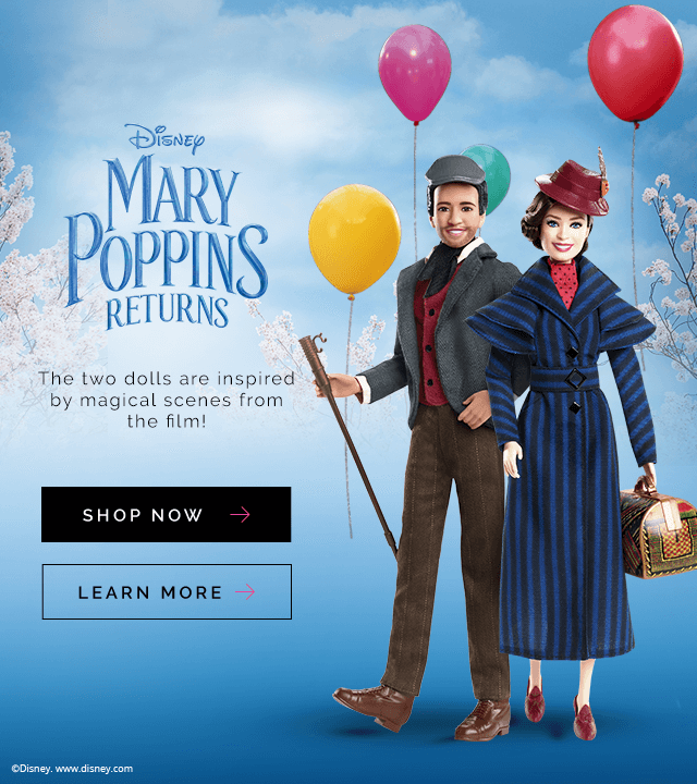 Mary Poppins Dolls