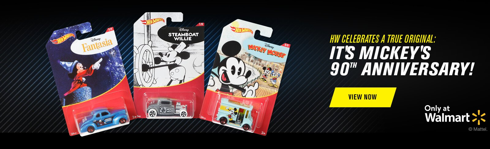 HW Celebrates a True Original: It's Mickey's 90th Anniversary!