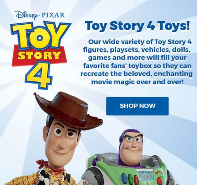 Toy Story Toys