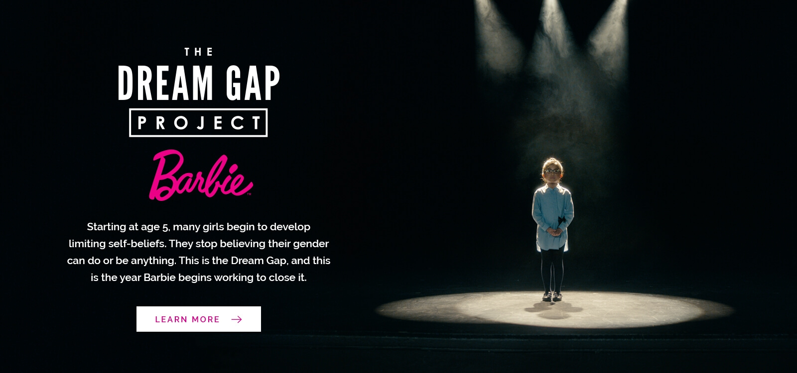The Dream Gap Project