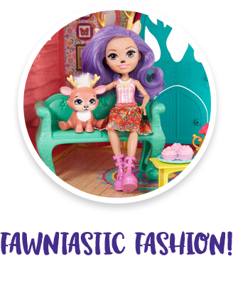Fawntastic Fashion!
