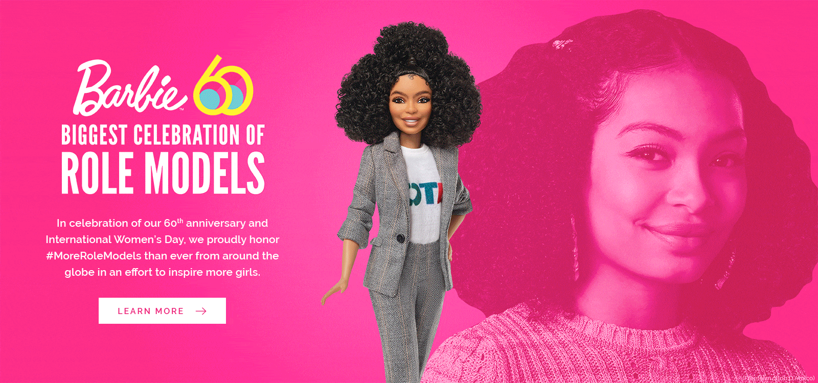 Barbie 60th - Biggest Celebration of Role Models